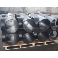 Buy cheap Black Plastic HDPE Material Drainage Pipe 90 Degree Elbow product