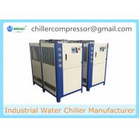 Buy cheap 10HP Air Cooled Industrial Water Chiller for Injection Mould from wholesalers