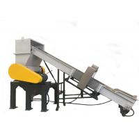Buy cheap PC800 PET Bottle Plastic Crusher Machine for  PVC PE PP PS ABS Flakes from wholesalers