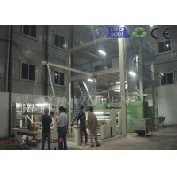 Buy cheap New S PP Non Woven Fabric Manufacturing Machine 1600mm For Agricultural Cover from wholesalers