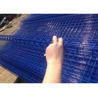 Buy cheap decorative Double Loop Wire Fence/Double Roll Top Welded Fence/Double Wire Loop Yard Fence direct Anping factory from wholesalers