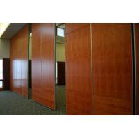 Buy cheap Interior Material Sliding Door Movable Wall Folding Room Partitions Aluminium Profile from wholesalers