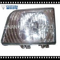 Buy cheap foton truck body parts HEAD LAMP from wholesalers