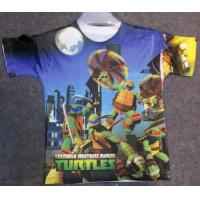 Buy cheap Boy's Sublimation Print T-shirt from wholesalers