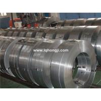 Buy cheap Galvanized steel strapping for packing from wholesalers