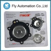 Buy cheap PENTAIR MECAIR DB114 Diaphragm Repair Kits NBR / Viton / Nitrile Integral Or Remote Pulse Jet Valves from wholesalers