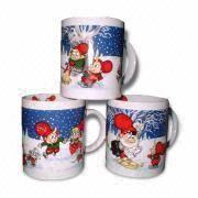 Buy cheap Sell Musical Mug,Ceramic Mug,Christmas Gift,Promotional Gift from wholesalers