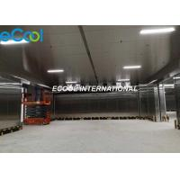 Buy cheap Walk In Cold Room Warehouse Refrigeration Units For Fruits And Vegetables from wholesalers