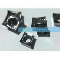 Buy cheap Super Sharp / Polished Surface carbide inserts for aluminum Alloy Turning from wholesalers