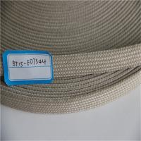 Buy cheap Polyester Olefin Braided Webbing , Fashion Anti Slip Woven Ropes from wholesalers