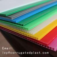 Buy cheap China 4x8 2mm 3mm 4mm 5mm 6mm PP Strong and Durable corrugated plastic sheet manufacturer from wholesalers