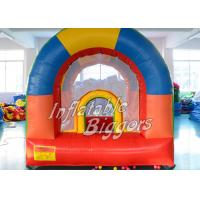 Buy cheap Birthday Party Rental Inflatable Combo Sports Games For Advertisement , Brazil HR4040 from wholesalers