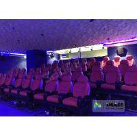 Buy cheap Cabin Box 5d Movie Theater System With Simulation Electronic Motion Rides product