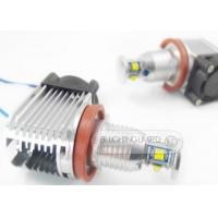 Buy cheap Canbus High Power BMW 3 Series Angel Eye Bulb Headlight Replacement from wholesalers