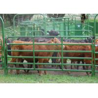Buy cheap Flexible Steel Fence Panels Livestock No Sharp Edge For Cattle Sheep Horse from wholesalers