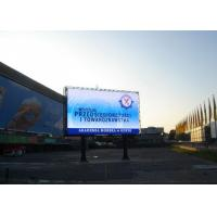 Buy cheap HD Digital Outdoor LED Sign PH20 Static Constant Current 1R1G1B from wholesalers