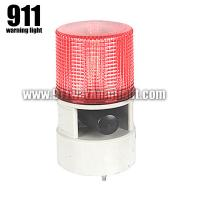 Buy cheap TBD-S125D LED beacon with 10W siren speaker, 4 flash pattern warning beacon product