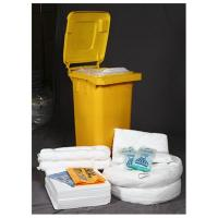 Buy cheap Mobile Convenient Chemical Spill Kit , Environmental Emergency Oil Spill Kit from wholesalers