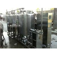 Buy cheap Moveable Full Automatic CIP Cleaning System For Drinking Mineral Water Production Line from wholesalers