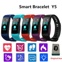Buy cheap Fitness Bluetooth Smart Bracelet Vibrating Alarm Support Blood Oxygen Activity Tracker from wholesalers