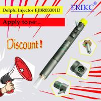Buy cheap JMC ERIKC EJB R03301D diesel fuel engine CR injector 3301D , complete body common rail injector assembling EJBR0 3301D from wholesalers