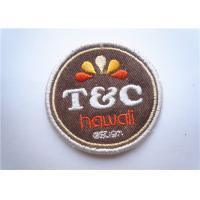 Buy cheap Customized Embroidered Patches Custom 3D Rubber Patches For Shirt from wholesalers