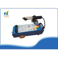 Buy cheap Pvc Advertising Banners Fabric Welding Machine , Hot Air Banner Welder CE 3600 W from wholesalers