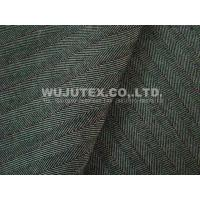 Buy cheap Supper Wool Like Spandex Herringbone Stripe T/R Spandex Fabric, Rayon Polyester Fabric from wholesalers