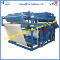 Buy cheap China popular factory belt filter press from wholesalers