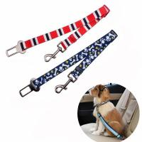 Buy cheap Promotional Pet Car Safety Belt Colorful Dog Belt Logo Customized from wholesalers