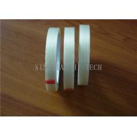 Buy cheap 0.185mm Thermal Insulation / Electrical Insulating Materials Fiberglass Adhesive Tape from wholesalers
