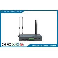Buy cheap 3G HSPA+ Industrial Mobile Broadband Router Built In Qualcomm Huawei Sierra ZTE Ericsson from wholesalers