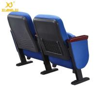 Buy cheap Durable Tip Up PP Outer Back Pocket Wrap Fabric Government/ Lecture Hall Seating from wholesalers