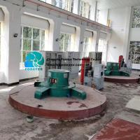 Buy cheap CE / TUV High Efficiency Low Head Hydro Turbine Renewable Energy Power Plant from wholesalers