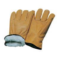 Buy cheap 11 inch Ladies / men Driver working PVC Winter Leather Gloves 12305 from wholesalers