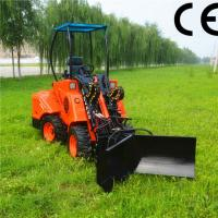 Buy cheap snow loader with Front Snow blade with CE certificate product