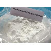 Buy cheap Healthy And Strongest Testosterone Steroid Testosterone Propionate Powder CAS 1255-49-8 from wholesalers