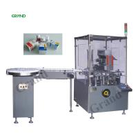 Buy cheap Bottle Automatic Cartoning Machine High Speed Vertical Medicine JDZ-120P product