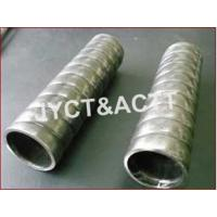Buy cheap Corrugated Stainless Steel Tubing , Galvanized Corrugated Metal Pipe from wholesalers