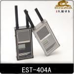 Portable Wireless Camera Scanner , Spy Wireless Pinhole Detector EST -404A 900-2700Hz