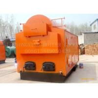 Buy cheap 6 Ton Coal Fired Central Heating Boilers ASME Water Tube Package Boiler from wholesalers
