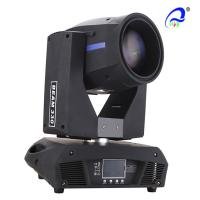 Buy cheap 15R OSRAM SIRIUS HRI Moving Head LED Stage Lights Beam + Spot + Wash Effect For Bars from wholesalers