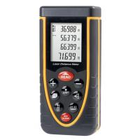 Buy cheap IP54 Laser Level Digital Distance Meter 70M CB-70 with Auto Power Off product