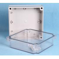 Buy cheap Clear Cover ABS Electrical Box/adaptable box from wholesalers