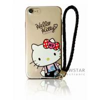 Cell phone gadgets accessories tpu fashion cover case with chain and hello kitty pattern 106199621 - Spare time gadgets ...