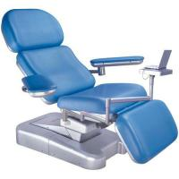 Buy cheap Medical Blood Donor Chair / Bed , Blue Multifunction Hospital Delivery Bed from wholesalers