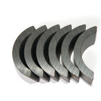 China Arc Ferrite Magnet For Industrial Motors on sale