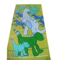 Buy cheap Terry velour reactive printed beach towel from wholesalers