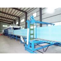 Buy cheap Continuously Automatic Horizontal Mattress Sponge Foam Making Production Line from wholesalers