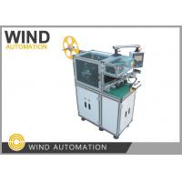 Armature Slot Cell Paper Inserting Machine 0.5 To 0.8 Second Per Slot DC Motor